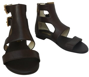 Michael Kors coffee Sandals