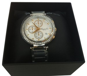 Kenneth Cole Kenneth Cole New York Stainless Steel Chronograph Watch 10019755