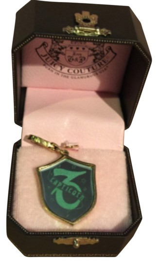 """Juicy Couture NEW!! *EXTREMELY RARE* JUICY COUTURE """"CAPRICORN"""" HORISCOPE ZODIAC MIRROR CHARM"""