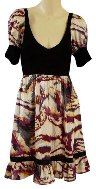 bebe Party Silk Dress