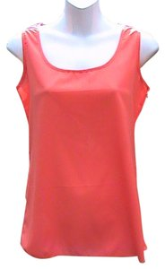 Liva Girl Orange Halter Top