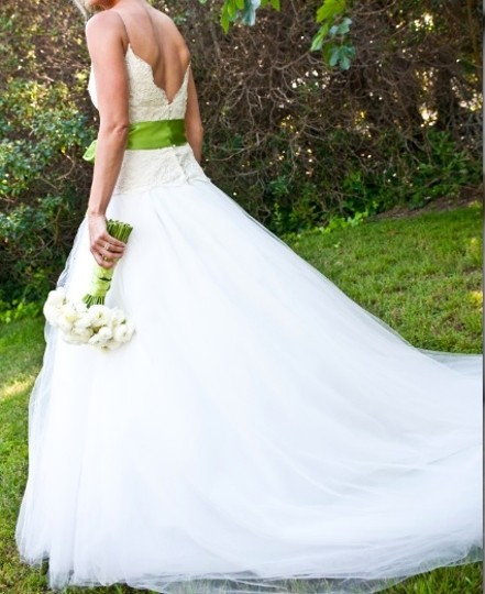 Monique Lhuillier Swan Lake Wedding Dress