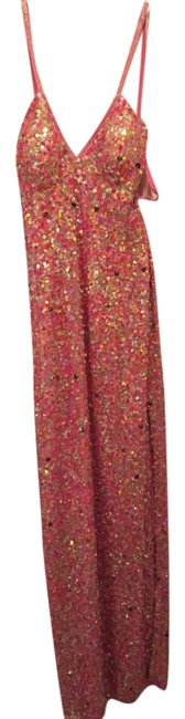 Preload https://item1.tradesy.com/images/sean-collection-dress-pink-sequin-4998820-0-0.jpg?width=400&height=650