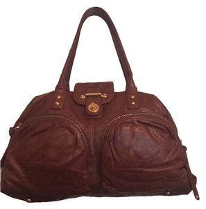 Botkier Satchel in Cognac