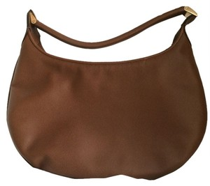 Valextra Leather Textured Leather Italian Italian Leather Hobo Bag