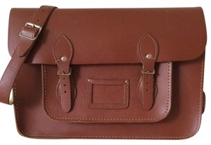 The Cambridge Satchel Company Retro Retro Satchel in Brown