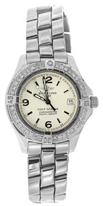 Breitling Ladies Breitling Colt with Diamond Bezel