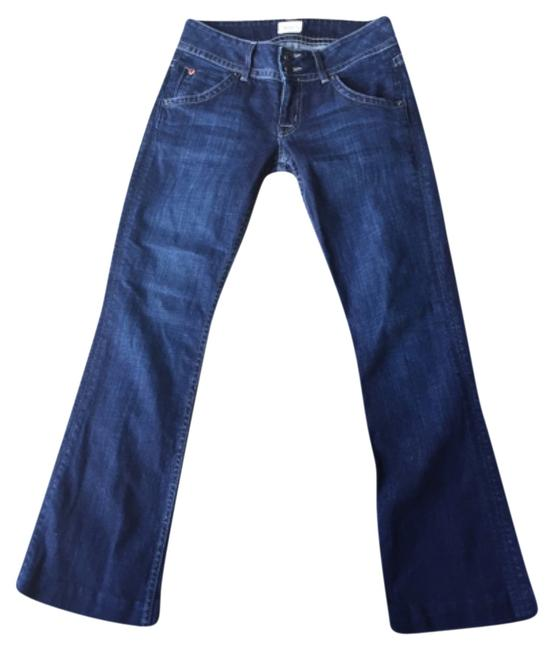 Preload https://item2.tradesy.com/images/hudson-blue-boot-cut-jeans-size-25-2-xs-5015596-0-0.jpg?width=400&height=650