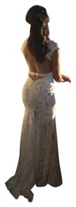 Jovani Lace Mermaid Dress