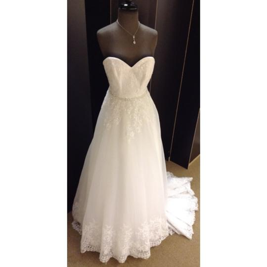 Preload https://item2.tradesy.com/images/maggie-sottero-white-lace-and-tulle-formal-wedding-dress-size-4-s-5015791-0-0.jpg?width=440&height=440