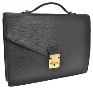 Louis Vuitton Classic Vintage Briefcase Laptop Bag