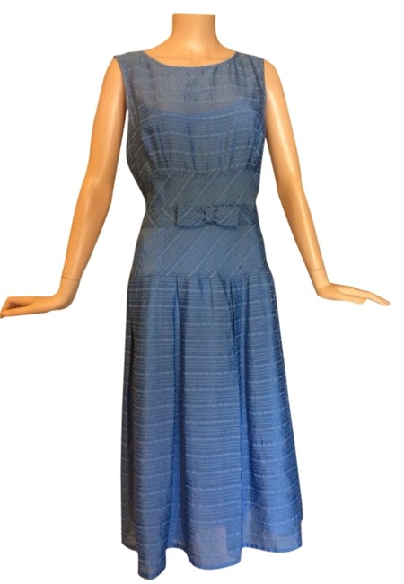 Preload https://item4.tradesy.com/images/liz-claiborne-light-blue-54-short-casual-dress-size-14-l-5016808-0-0.jpg?width=400&height=650