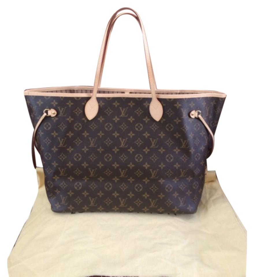 ececcccafbd Louis Vuitton Neverfull Gm Monogram Like New Condition with Dustbag ...