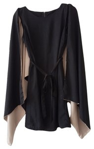 Hot & Delicious Polyester Cape Dress