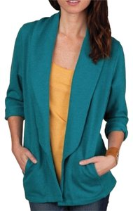 Alternative Apparel Rare Sold-out Librarian Athleisure Adele Green Blazer