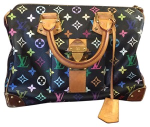 Louis Vuitton Satchel in multicolor Speedy 30