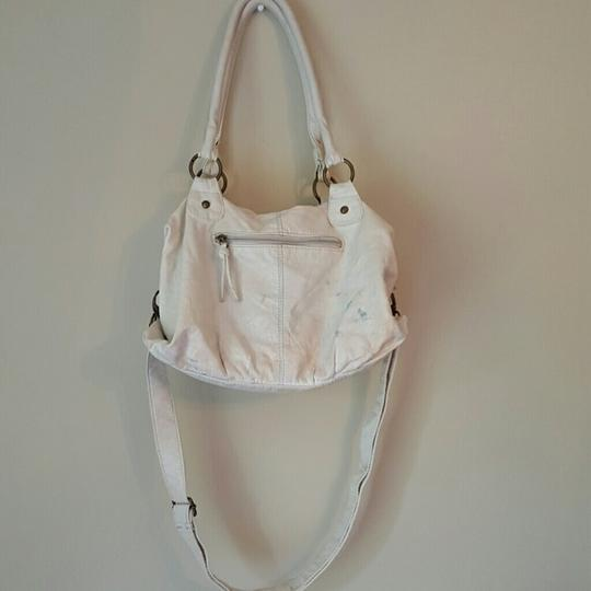 Other Roomy Cute Casual Satchel in white