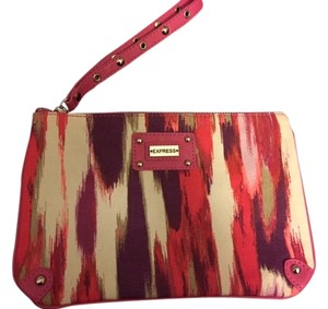 Express Wristlet in Multi Colored