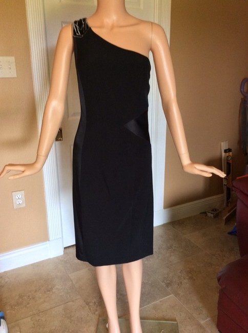 Evan Picone short dress Black on Tradesy