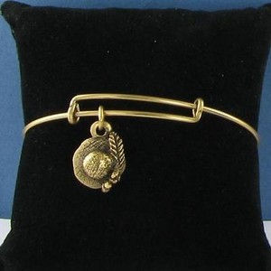 Alex and Ani Alex Ani Decorative Hat Charm Expandable Ewb Bracelet Russian Gold