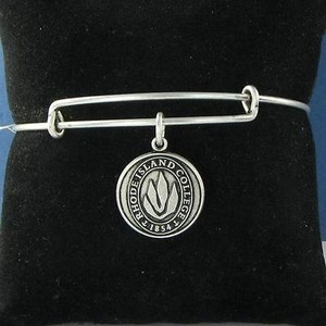 Alex and Ani Alex Ani Rhode Island College Expandable Ewb Bracelet Russian Silver