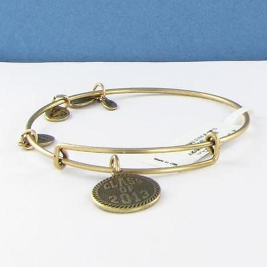 Alex and Ani Alex Ani Class Of 2013 Charm Expandable Ewb Bracelet Russian Gold