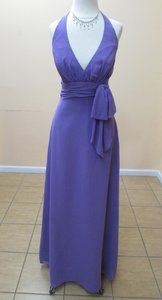 Alfred Angelo Purple 7092 Dress