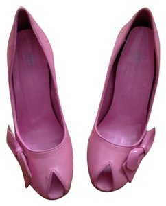 BP. Clothing Pink Pumps