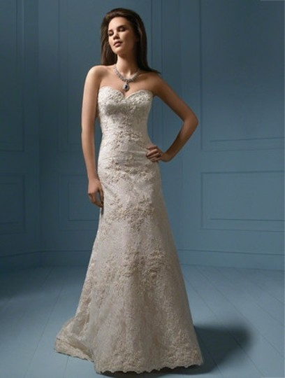 Preload https://item2.tradesy.com/images/alfred-angelo-ivory-lace-style-801-feminine-wedding-dress-size-8-m-50226-0-0.jpg?width=440&height=440