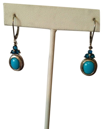 Preload https://item4.tradesy.com/images/shades-of-bluesilver-embellished-by-leecia-neon-apatite-and-turquoise-earrings-5022613-0-0.jpg?width=440&height=440