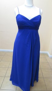 Alfred Angelo Cobalt 7139w Dress