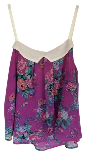 Forever 21 21 Floral Top