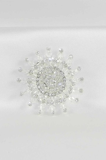 Silver 3sbr Brooches and Pins
