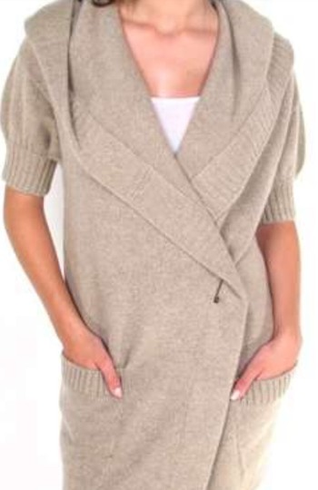 Other PIN FOR VINCE SWEATER CARDIGAN BLANKET CAR COAT Gunmetal