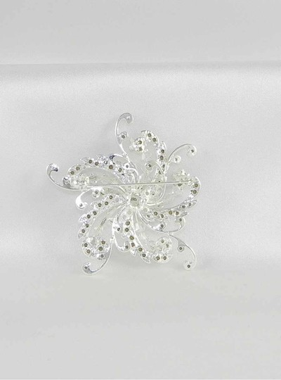 Silver 5sbr Brooches and Pins