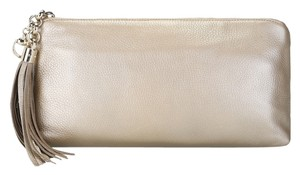 Gucci Evening Night Out Gold Clutch