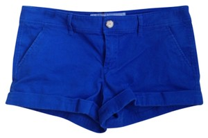 Abercrombie & Fitch Mini/Short Shorts Cobalt Blue