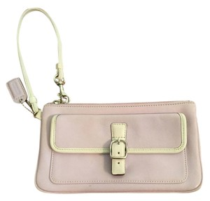 Coach Wristlet in Lilac