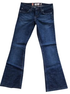 Juicy Couture Boot Cut Jeans-Dark Rinse