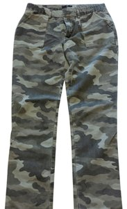 Gap Cargo Pants Camouflage