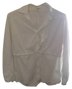 Helmut Lang Button Down Shirt White