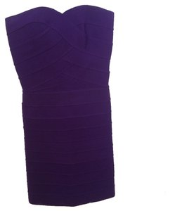Pleasure Doing Business Bandage Night Out Dress