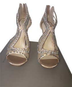 ZIGI soho Studded Crystal nude Formal