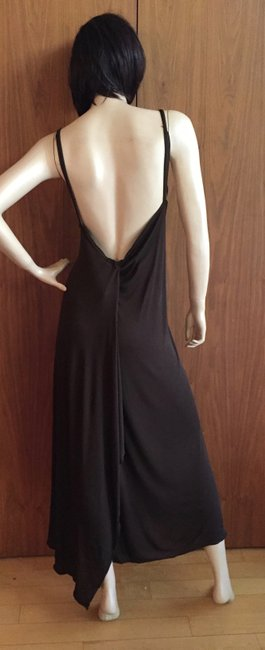 Chocolate brown Maxi Dress by Chloé Image 6