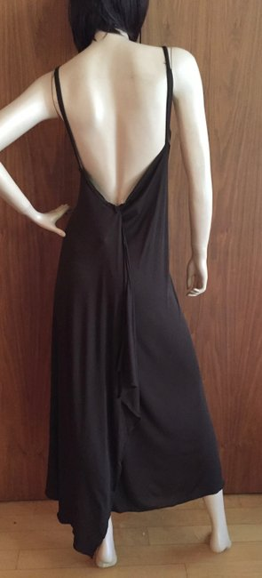 Chocolate brown Maxi Dress by Chloé Image 7