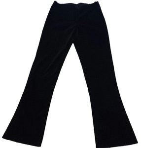 Max Studio Flare Pants Black