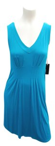 a.n.a. a new approach short dress CARIBBEAN SEA Lightweight Blend on Tradesy