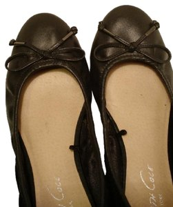 Kenneth Cole Ballet Basic Comfy Size 9 Black Flats