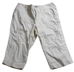 Christopher & Banks Size 14 Size 14 Bermuda Size 14 Shorts Pants Shorts Womens Clothing Summer Capris white