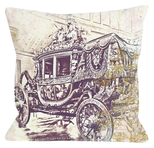 The Oliver Gal Artist Co. Oliver Gal Charles X Pillow